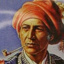 Sequoyah is credited with early work on Cherokee written word or syllabary