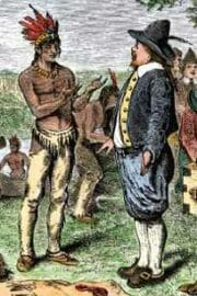 european settlers arrive in america